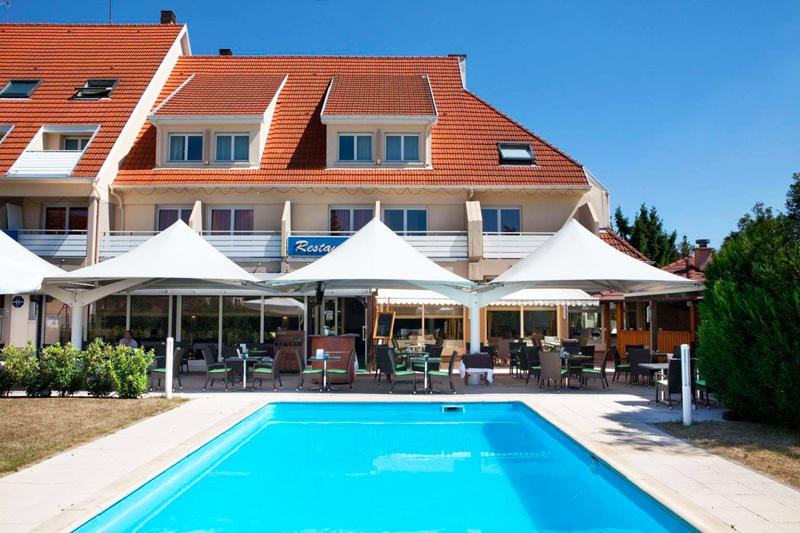 Hotel Restaurant Avec Piscine En Alsace