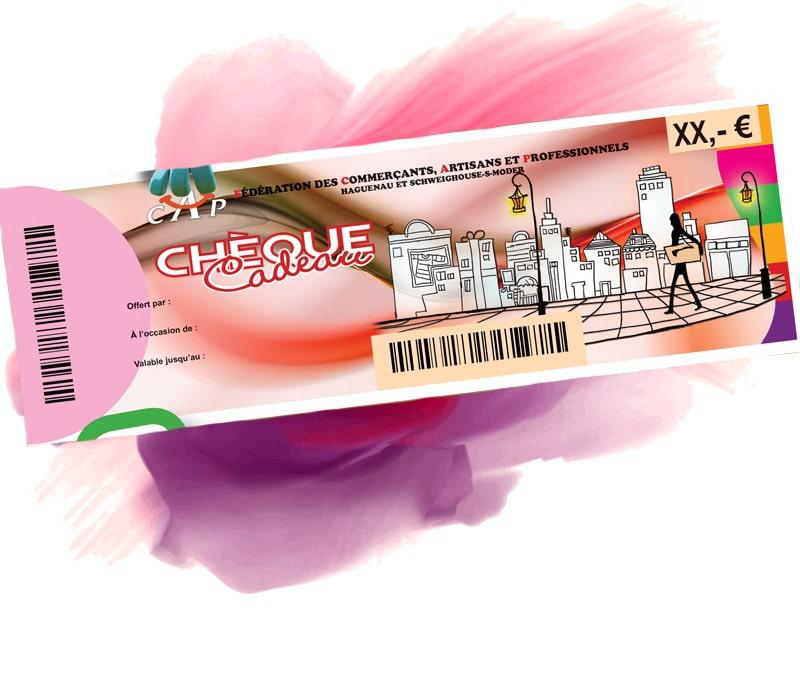 Chèque Cadeaux - Pays d'Alsace du Nord - CAP Alsace