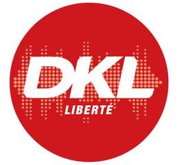 DKL Liberte logo sans fréquences sans baseline
