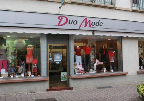 Duo Mode Niederbronn Les Bains