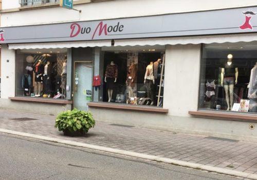 Duo Mode adhérent CAP Alsace