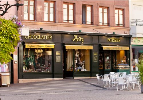 Pâtisserie Heitz
