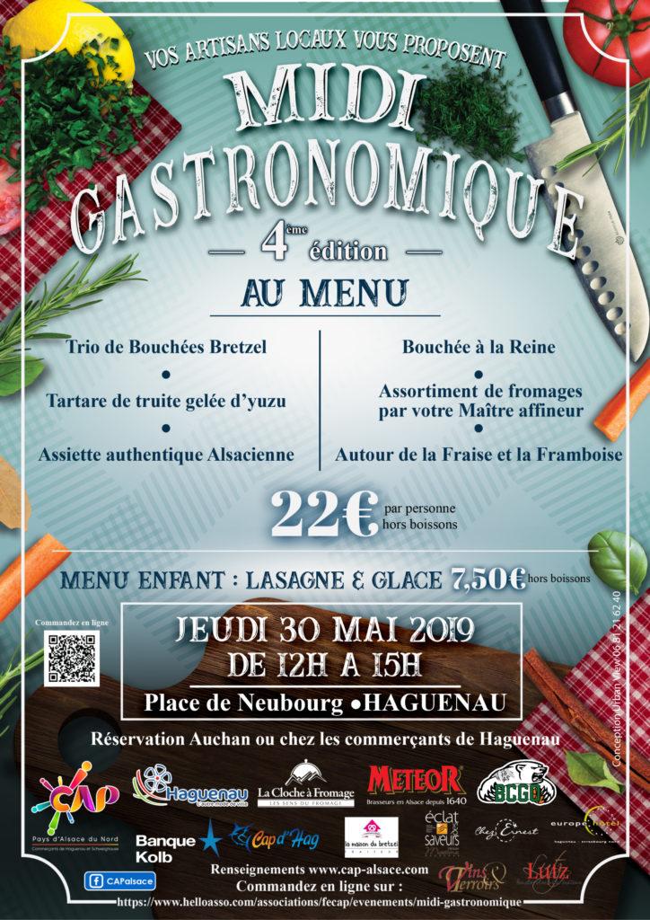 Midi Gastronomique 2019