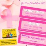 Ocotbre Rose : Jeux & coupons